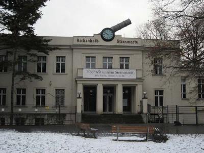 Obserwatorium Astronomiczne  Archenholda
