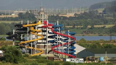 Gino Paradise Thermal Park Bešeňová