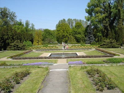 Botanical Garden in Poznań