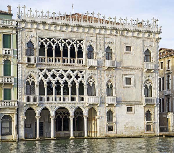 Ca' d'Oro - Palazzo Santa Sofia