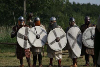 Slavs and Vikings center