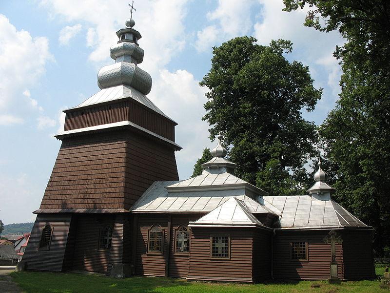 Cerkiew w Tyliczu
