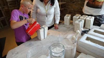 Żywe Muzeum Porcelany w Fabryce AS Ćmielów