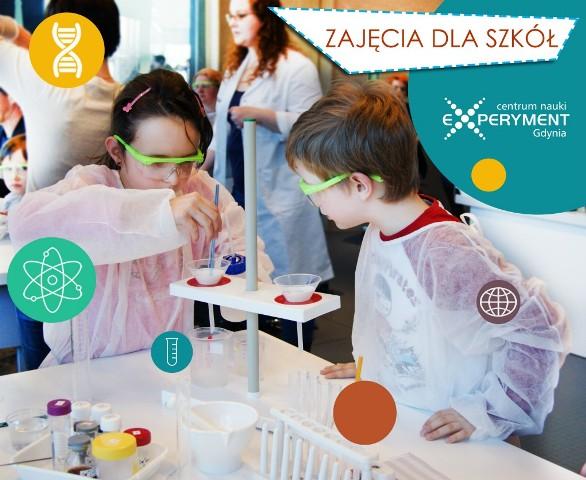 GDYNIA: Nowe zajęcia w Experymencie