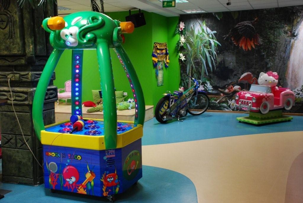 Centrum zabaw rodzinnych Gofik