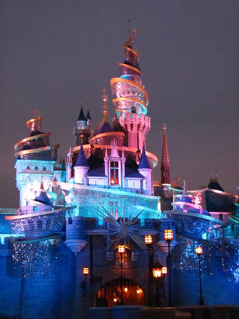 Hongkong Disneyland (香港迪士尼樂園)