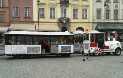 Old Town Train