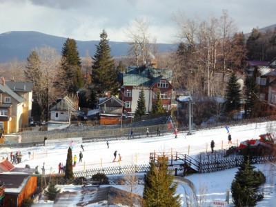 Kolorowa - stok narciarski oraz tor bobslejowy Alpine Coaster