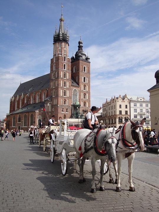 Zwiedzanie Krakowa ... za darmo