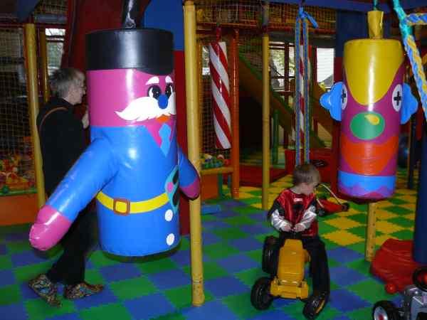 Kraina zabaw dziecięcych Anikino