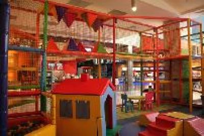 Centrum zabaw dla dzieci Bajkoland