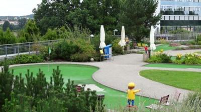 Mini Golf Playmobil
