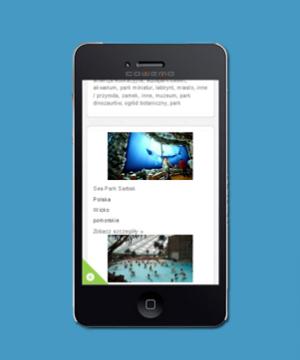 sunnycompany.com w wersji mobilnej