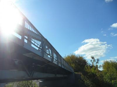 Most na Słudwi w Maurzycach