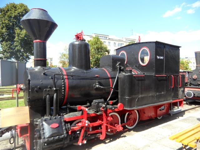 Muzeum Kolejnictwa w Sochaczewie
