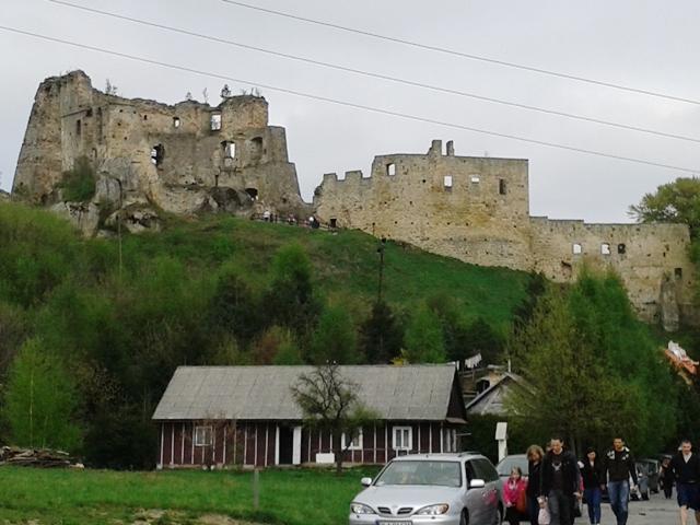 Kamieniec Castle in Odrzykoń