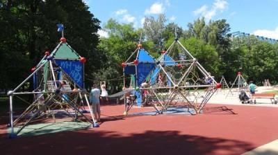 Plac Zabaw - Park Jordana