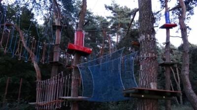 Park linowy w Lublinie