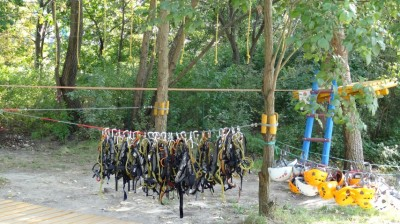 Park linowy Tarzanek