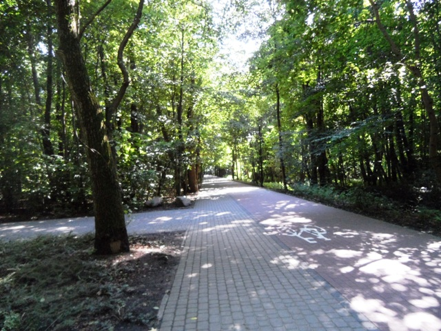 Park Północny w Sopocie