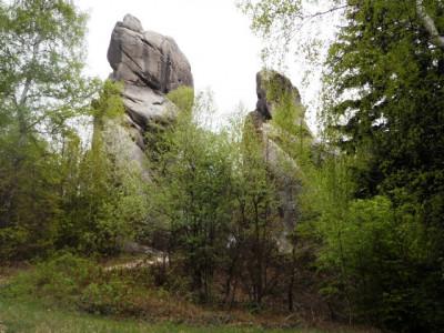 Przadki Natural Reserve