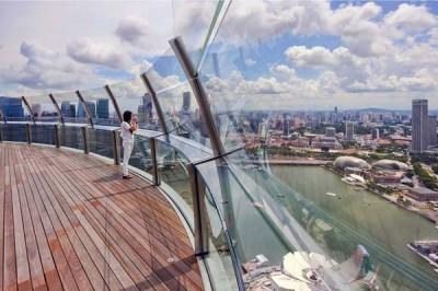 Marina Bay Sands – Sands Skypark