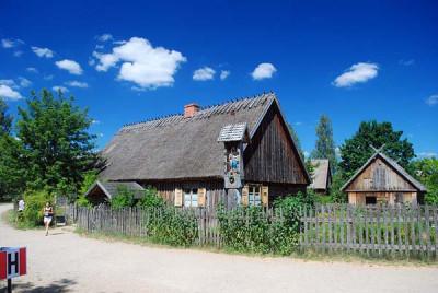 Muzeum – Kaszubski Park Etnograficzny we Wdzydzach Kiszewskich
