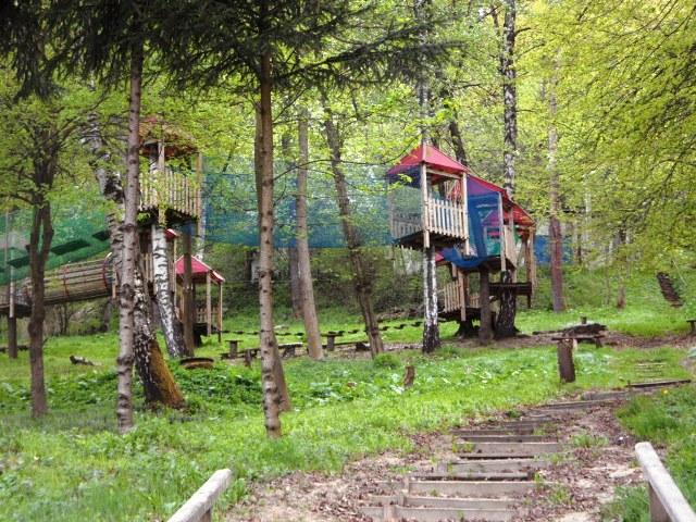 Park Linowy Solina