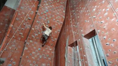 Stratosfera Climbing Centre