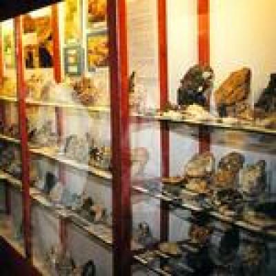 Muzeum mineralogiczne