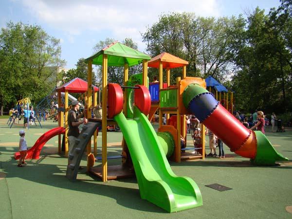 Plac Wilsona Playground