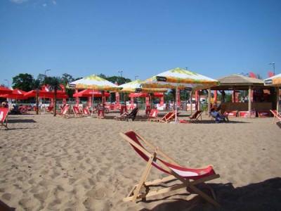 Plaża miejska Wilanów