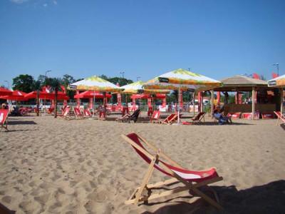 Wilanów City Beach