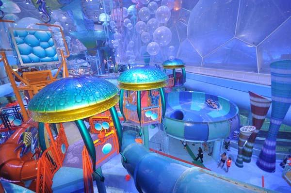 Beijing Watercube Waterpark