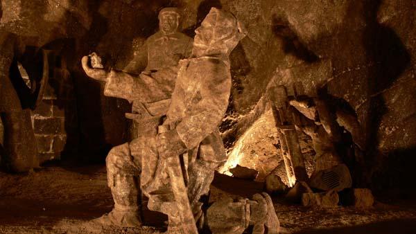 Kopalnia soli w Wieliczce – trasa turystyczna