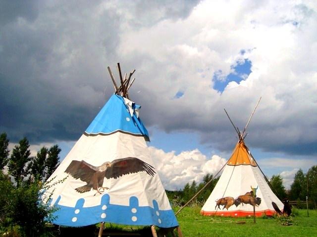 Wioska Indiańska Pocahontas