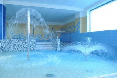 Indoor Recreation Centre Swimming Pool