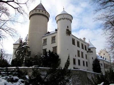 Zamek Konopiszte
