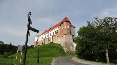 Zamek królewski w Sandomierzu