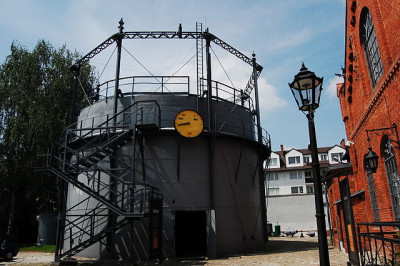 Muzeum Gazownictwa w Paczkowie