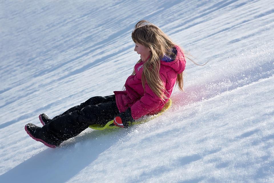Stok narciarski w Jacni